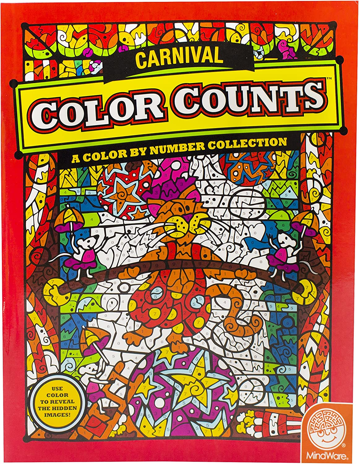 MindWare color Counts  Carnival