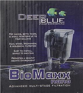 Best deep blue biomaxx nano Reviews