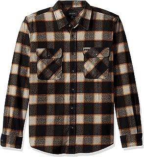 Men's Bowery Long Sleeve Standard Fit Flannel