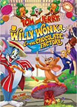 Tom and Jerry: Willy Wonka and the Chocolate Factory (BIL/DVD)