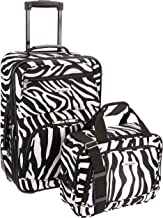 Best zebra print hardside luggage Reviews
