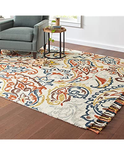 8x10 Wool Rugs Amazon Com