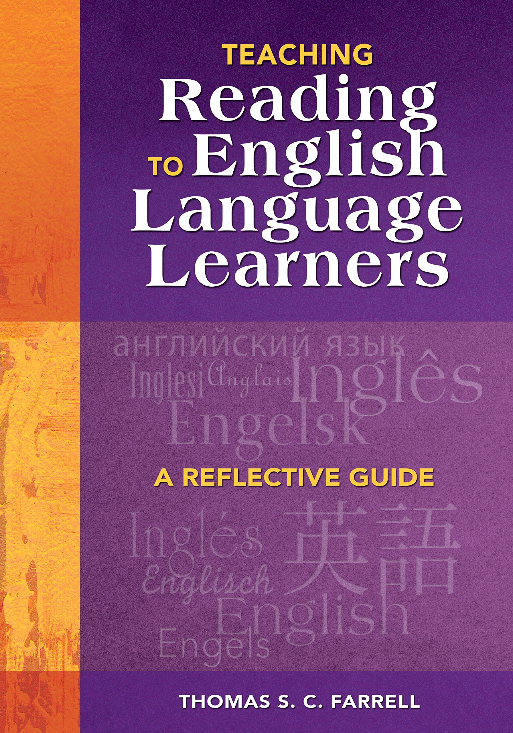 Teaching Reading to English Language Learners: A Reflective Guide