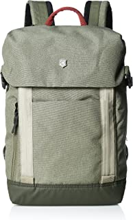 Victorinox Altmont Classic Deluxe Flapover Laptop Backpack, Olive (green) - 602142