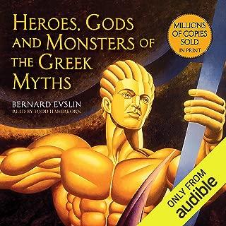 myths and legends gods