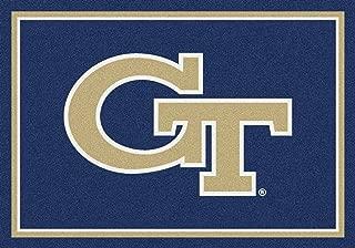 Milliken Georgia Tech College Team Spirit Area Rug, 2'8