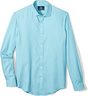 b721a97b132f8 Amazon Brand - BUTTONED DOWN Men s Tailored Fit Supima Cotton Dress Casual  Shirt