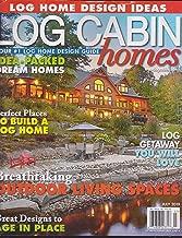 Log Cabin Homes Magazine July 2019