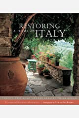 Restoring a Home in Italy Hardcover