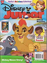 Disney Junior Magazine July/August 2017