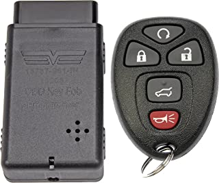 Dorman 99154 Keyless Entry Transmitter for Select Models, Black (OE FIX)