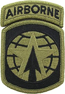 16th Military Police Brigade OCP Patch with Airborne Tab - Scorpion W2