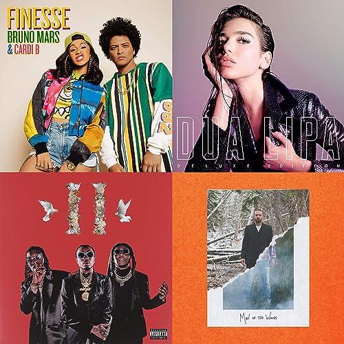 Party Gras by Bruno Mars, Drake, G-Eazy, Zedd, Florida Georgia Line, Selena Gomez, Camila Cabello, Travis Scott, Migos, Taylor Swift, A$AP Ferg, Dua Lipa, ...