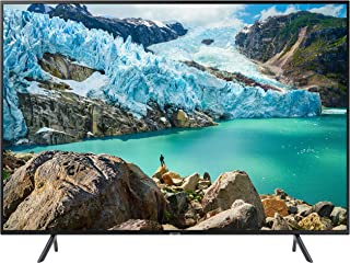 Samsung 109 cm (43 Inches) 4K Ultra HD LED Smart TV UA43RU7100KXXL (Black) (2019 model)