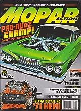 Mopar Action Magazine April 2016