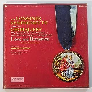 The Longines Symphonette Love and Romance (Box Set)