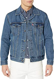 mens Trucker Jacket