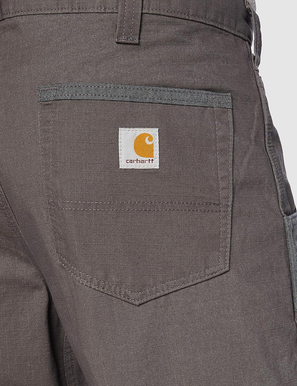 Carhartt Ripstop Cargo Work Pant Pantalon Homme Gravier