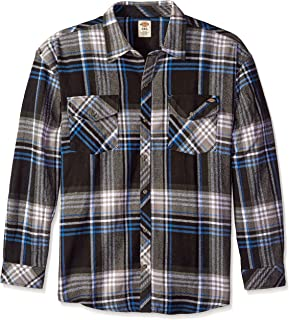 Dickies Men's Brawny Flannel