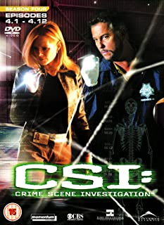 CSI Series 4 Box 1 [Reino Unido] [DVD]