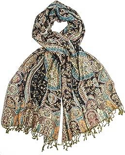 pure silk scarf india
