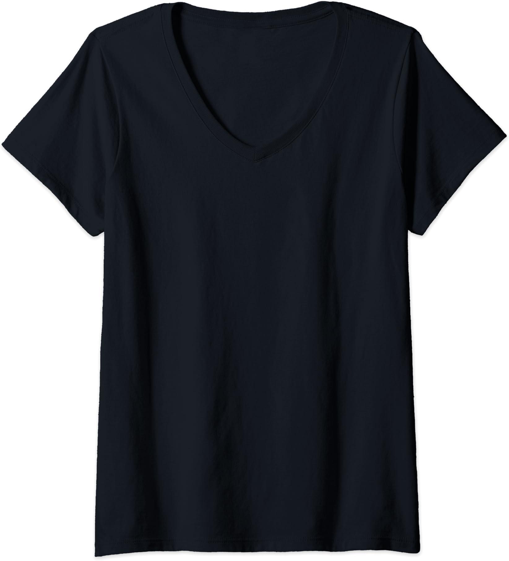 Antigua text V-Neck T-Shirt