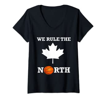 Amazon.com: Camiseta de baloncesto para mujer We Rule The ...