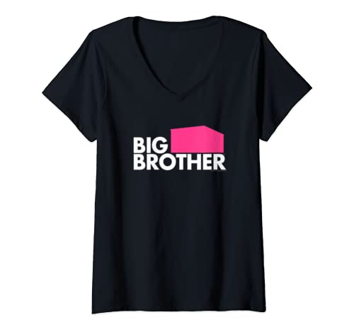 Womens Big Brother Season 21 Logo V Neck T Shirt