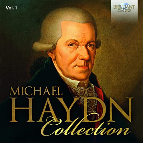 Michael Haydn Collection, Vol. 1