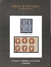 Greece and Portugal (Stamp Auction Catalog) (Stanley Gibbons 5183-5184)