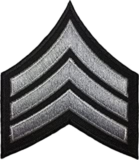Best 3 chevrons us army Reviews