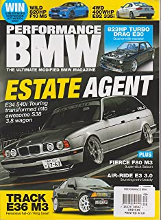 Performance BMW Magazine September 2017