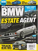 Performance BMW Magazine September 2017