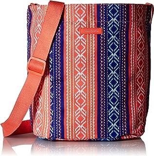 Vera Bradley Lighten Up Drawstring Shoulder Bag, Polyester