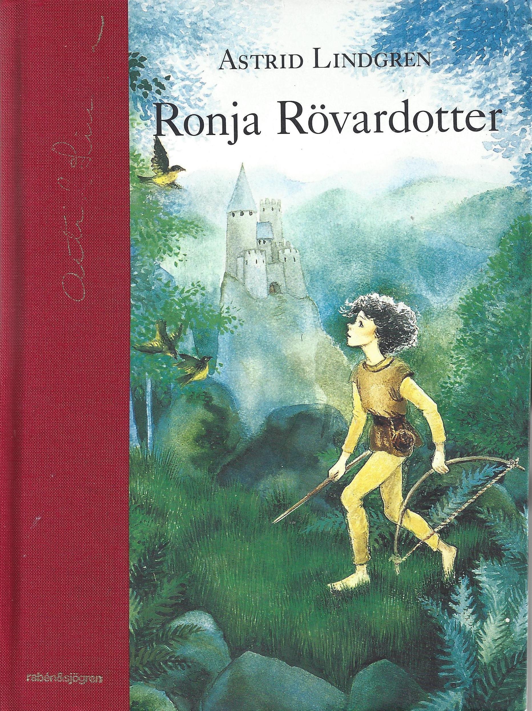 Ronja rövardotter (Swedish Edition)