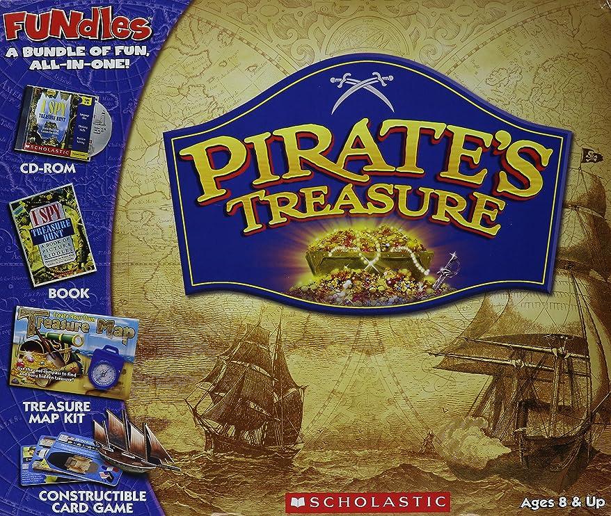 熱解体する疲れたPirates Treasure (輸入版)