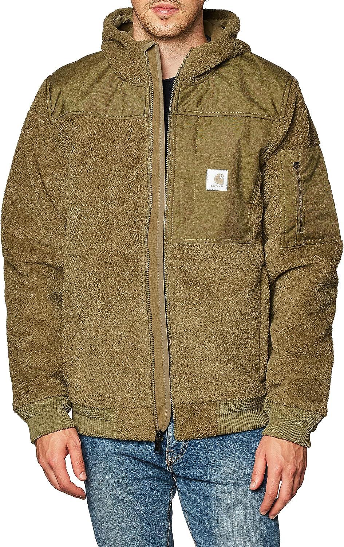 Carhartt Men's Yukon Extremes Wind Fighter Fleece Active Jacket