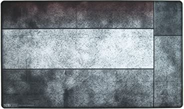 Inked Playmats Red Zone Playmat Inked Gaming TCG Game Mat for Cards