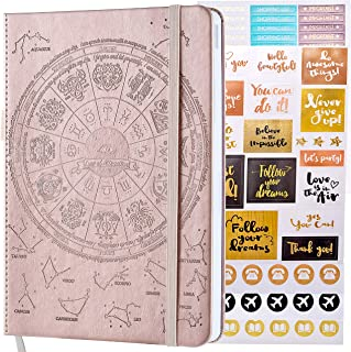 $29 » Law of Attraction Life & Goal Planner - A 12 Month Journey Creating Your Dream Life - Personal Gratitude Journal, Week Suc...
