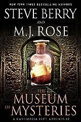 The Museum of Mysteries: A Cassiopeia Vitt Novella (Cassiopeia Vitt Adventure Series Book 1) Kindle Edition