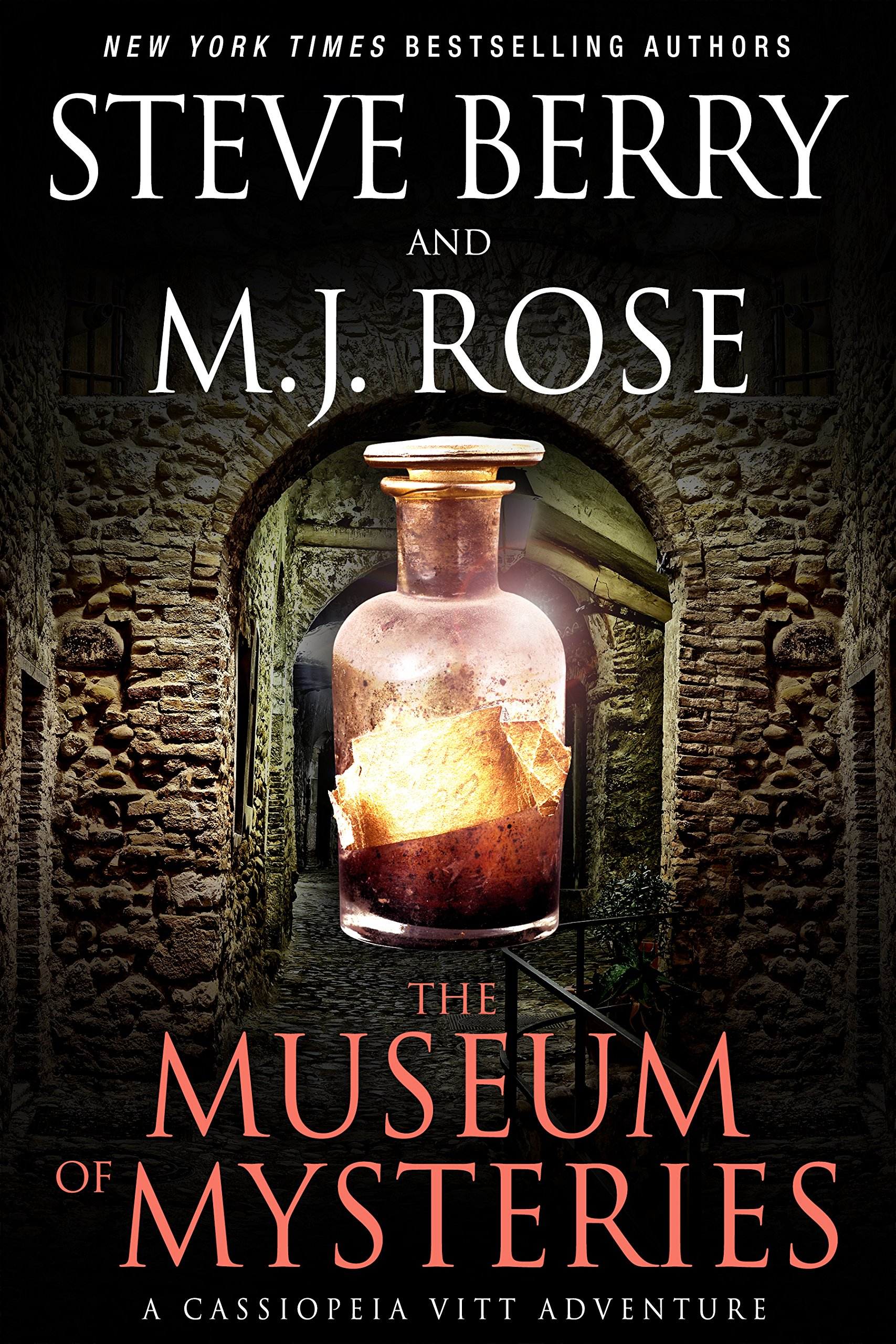 The Museum of Mysteries: A Cassiopeia Vitt Novella