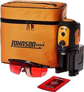 Johnson 40-6680 Self-leveling Five beam Dot Laser
