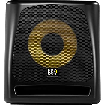 """KRK 10S2 V2 10"""" 160 Watt Powered Studio Subwoofer"""