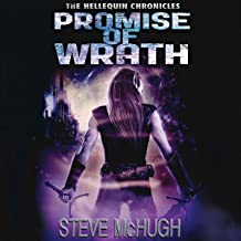Promise of Wrath: Hellequin Chronicles, Book 6