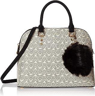 ALDO womens Galilini Dome Satchel Handbag