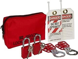 Brady Personal Lockout Tagout Pouch Kit - 105969