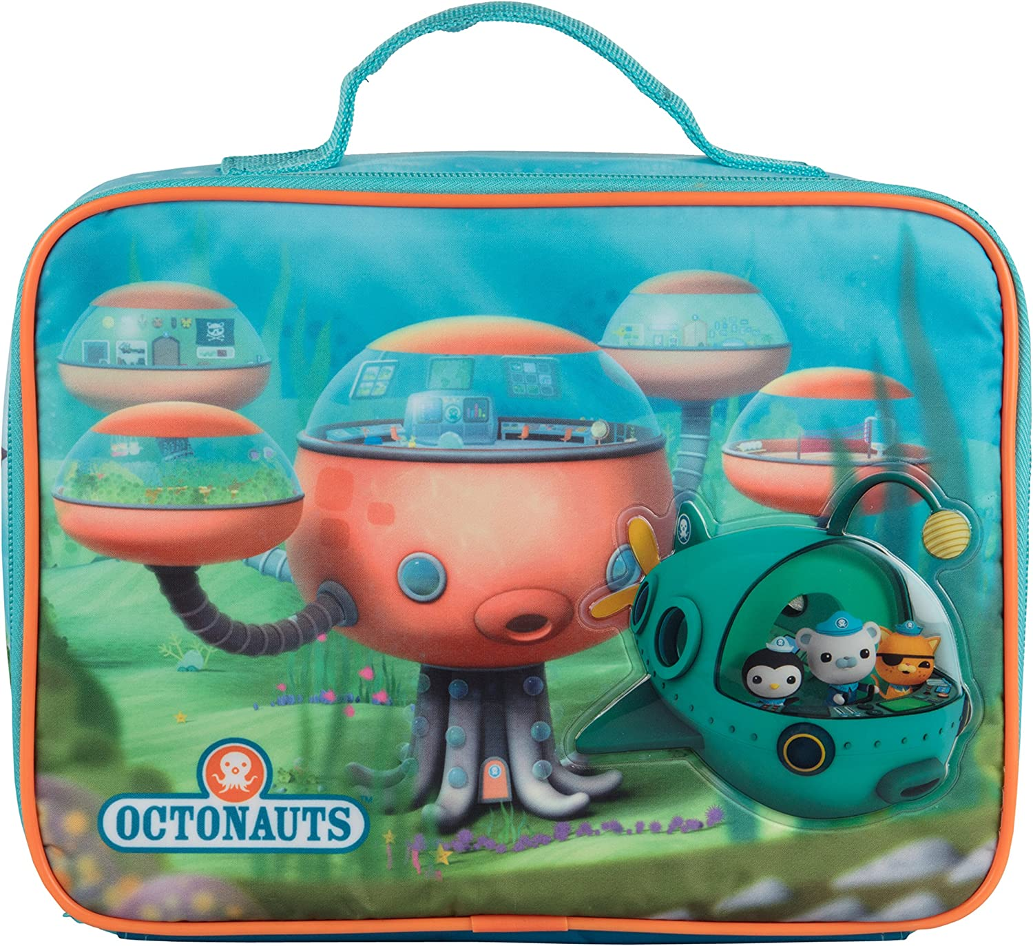 Octonauts Insulated Lunch Sleeve - Recommendation Duty Cheap Heavy Tote Reusable Bag