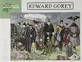 Edward Gorey - Edward Gorey: 1,000 Piece Puzzle (Pomegranate Artpiece Puzzle)