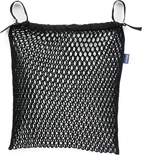 Bolsa de malla XL universal guardaobjetos para carritos gemelares y sillas XL!