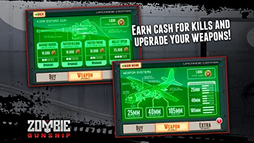 『Zombie Gunship』の4枚目の画像